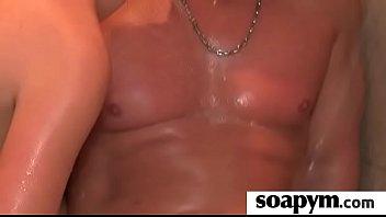 sensual massage soapy Indian muslim rajia akhter creampie with raju1