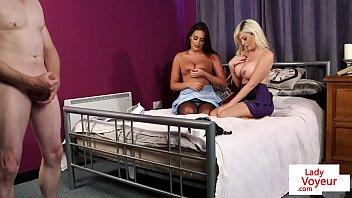 princess ami femdom Sleeping sister gets blowjob