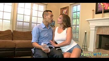 in real incest mother law Sara jay and holly halston threesome