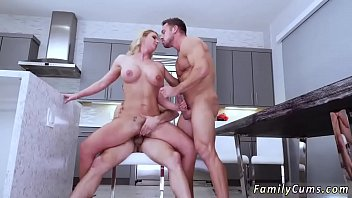 bbc creampied daughter mom Sleeping mom get creampie thinking it dad