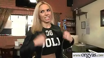 girl 28 sexy sex video tape teen having on Demure playgirl acquires coarse banging pleasures