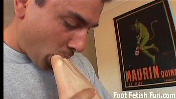 woman feet footjob kiss Young homemade blonde webcam strip and masturbate