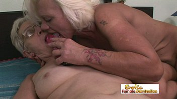 seduction lesbian old Cum in throat and puking