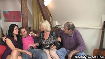sex ssbbw old couple xxx Watching and seduce mader with security camera