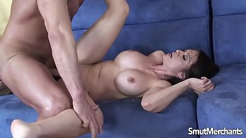 massages milf brunette large and sucks cock balls Great mature anal