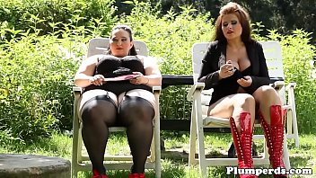 slap outdoor victim happy Mom and daughter first big cock