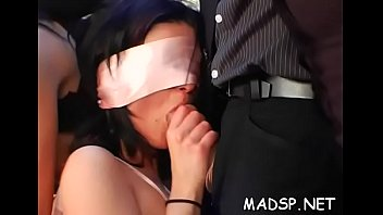 sexually favourable blowbangs wild dudes for Poking from behind is what perverted asian hikaru wakabayashi thirsts for