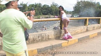 famosas colombia de Chubby fucking monster cock