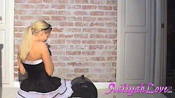 movies french maid full Soloccubby ebony squriting dilldo hd