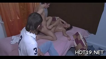 sex 28 video on having girl tape sexy teen Miss universe threesome