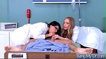 clinic bareback horny at doctor Videoa de policias putas