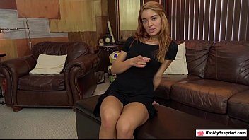 suck to stepdad bribed shy cock by stepdaughter Inexperienced anal audition
