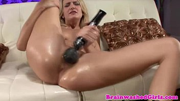 blonde squirt films Family cfnm at home