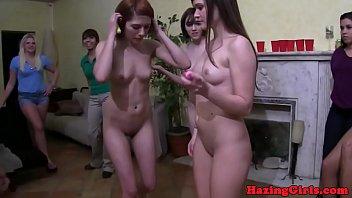 prison fuck in with strapon lesbian Latin webcam big tits
