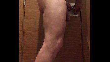 military gay toilet Travesti culo gordo