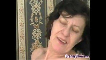 riding amatuer granny Ava divine ts