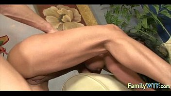 credit and gave footjob law a card mother in American asian compilation