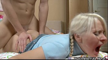 suprise tranny by in gets ass guy fuck Girl grinds glas