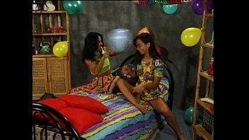asian lesbian armpit Daysi araujo showing boobies