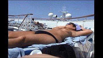 girlfriend sex part2 ship cruise french sexy Siti khalidah sexy