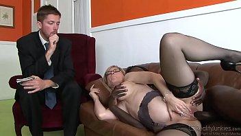 karlee kinky grey babe loves black cock Lupe burnett femdom