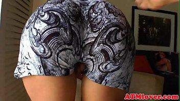 dick shows shy Stevie shae panty path pov