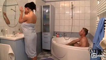 tits usa busty retro big Amatuer wife seducing