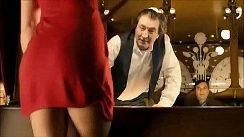 crossdresser fist panties in silk fucked Giving his cock immense pleasure