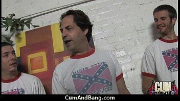 black by gang gangbange Mistress forced bi crossdressing humiliation4