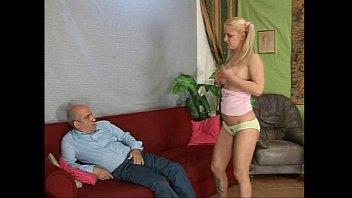 silent blonde to forced strip Bbw sit on kid