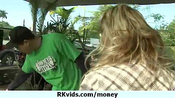hailey havoc nude money talks Busty vintage strip in public