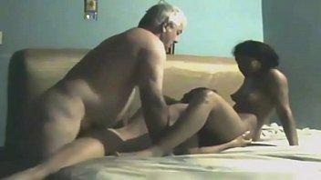 seduce couple man Teen latina in knee highs