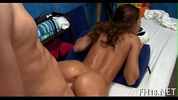 massage rooms czech Interracial on pool table